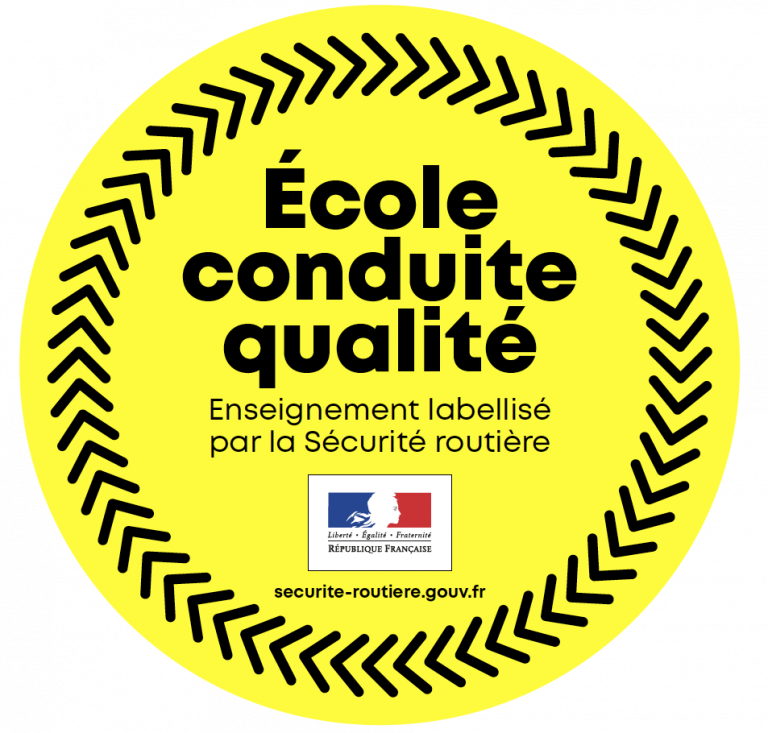 Logo École Conduite Qualité